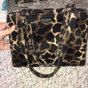 UNIQUE, *GIRAFFE* print Kate Spade handbag